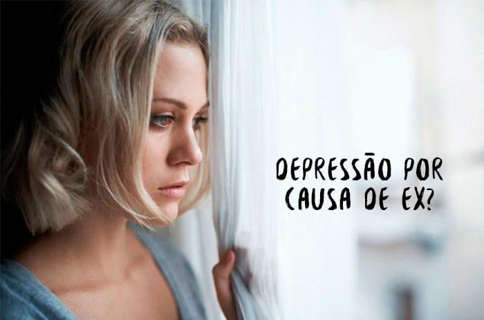 Depressão por causa de ex
