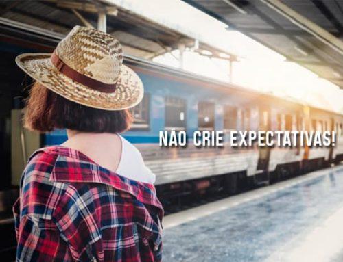 Não crie Expectativas: O Segredo para Não se Decepcionar!
