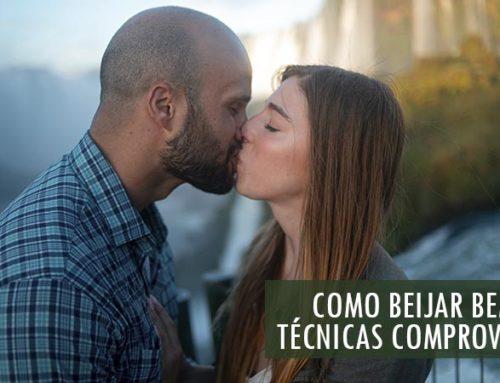Como Beijar Bem: Técnicas Comprovadas para ter um Beijo Inesquecível!